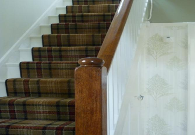 1920 S Semi Detached Hall Stairs And Landing Chrysalis